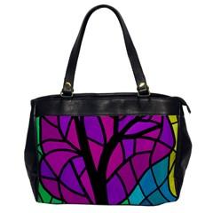 Decorative tree 2 Office Handbags