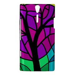 Decorative tree 2 Sony Xperia S