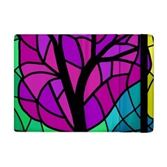 Decorative tree 2 Apple iPad Mini Flip Case