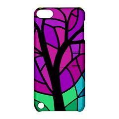 Decorative tree 2 Apple iPod Touch 5 Hardshell Case with Stand