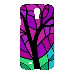 Decorative tree 2 Samsung Galaxy S4 I9500/I9505 Hardshell Case