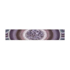 Spirit Of The Child Australian Aboriginal Art Flano Scarf (Mini)