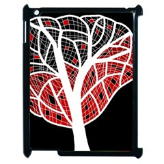 Decorative tree 3 Apple iPad 2 Case (Black)