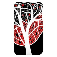 Decorative tree 3 Apple iPhone 3G/3GS Hardshell Case