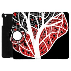 Decorative tree 3 Apple iPad Mini Flip 360 Case