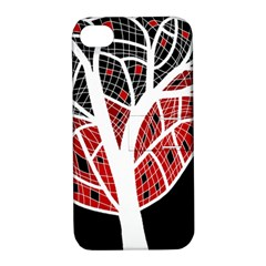 Decorative tree 3 Apple iPhone 4/4S Hardshell Case with Stand