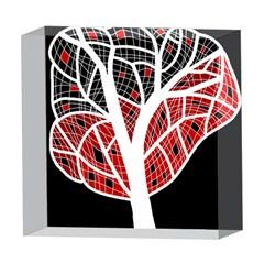 Decorative tree 3 5  x 5  Acrylic Photo Blocks