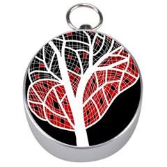 Decorative tree 3 Silver Compasses