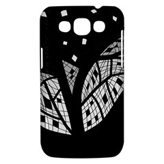 Black and white tree Samsung Galaxy Win I8550 Hardshell Case