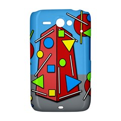 Crazy building HTC ChaCha / HTC Status Hardshell Case
