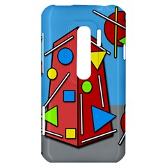 Crazy building HTC Evo 3D Hardshell Case