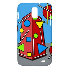 Crazy building Samsung Galaxy S II Skyrocket Hardshell Case