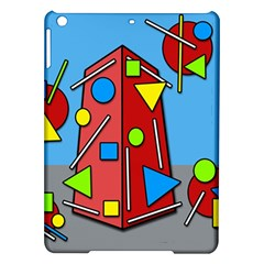Crazy building iPad Air Hardshell Cases