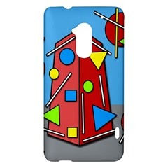 Crazy building HTC One Max (T6) Hardshell Case