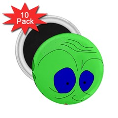 Alien by Moma 2.25  Magnets (10 pack)