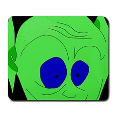 Alien by Moma Large Mousepads