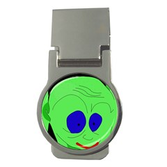 Alien by Moma Money Clips (Round)