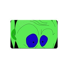 Alien by Moma Magnet (Name Card)