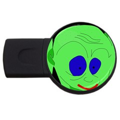 Alien by Moma USB Flash Drive Round (1 GB)