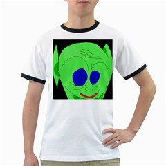 Alien by Moma Ringer T-Shirts