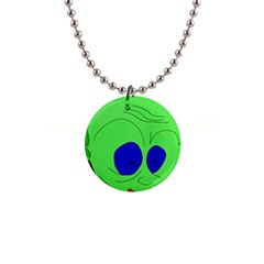 Alien by Moma Button Necklaces