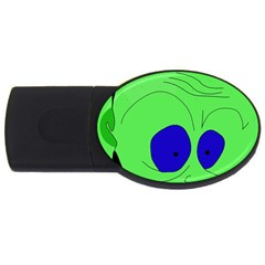 Alien by Moma USB Flash Drive Oval (4 GB)