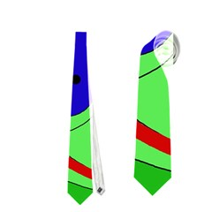 Alien by Moma Neckties (Two Side)