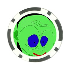 Alien by Moma Poker Chip Card Guards (10 pack)