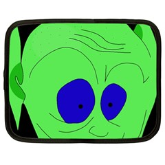 Alien by Moma Netbook Case (XL)