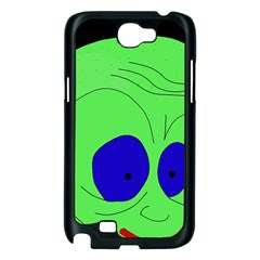 Alien by Moma Samsung Galaxy Note 2 Case (Black)
