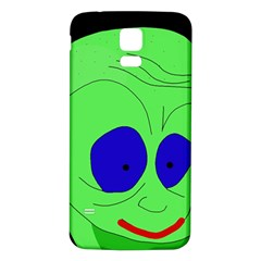 Alien by Moma Samsung Galaxy S5 Back Case (White)