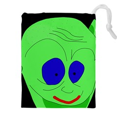 Alien by Moma Drawstring Pouches (XXL)