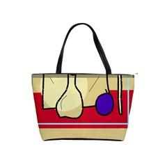 Decorative art Shoulder Handbags