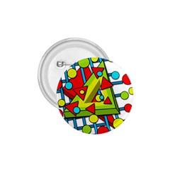 Crazy geometric art 1.75  Buttons