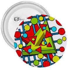 Crazy geometric art 3  Buttons