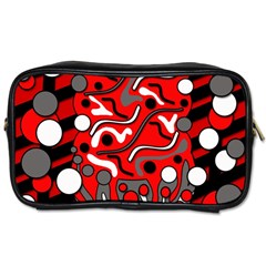 Red mess Toiletries Bags