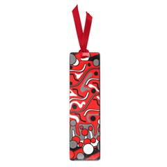 Red mess Small Book Marks