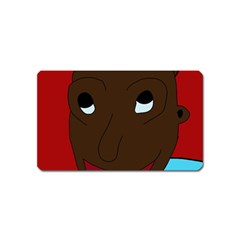 Happy boy Magnet (Name Card)