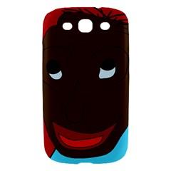 Happy boy Samsung Galaxy S III Hardshell Case