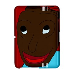 Happy boy Amazon Kindle Fire (2012) Hardshell Case
