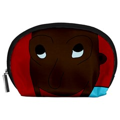 Happy boy Accessory Pouches (Large)