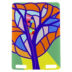 Decorative tree 4 Kindle Touch 3G
