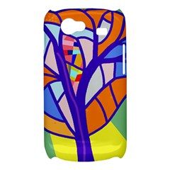 Decorative tree 4 Samsung Galaxy Nexus S i9020 Hardshell Case