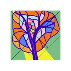Decorative tree 4 Acrylic Tangram Puzzle (4  x 4 )