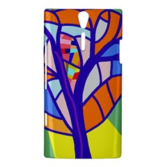 Decorative tree 4 Sony Xperia S