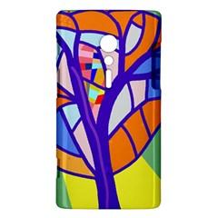 Decorative tree 4 Sony Xperia ion