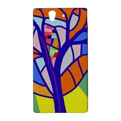Decorative tree 4 Sony Xperia Z