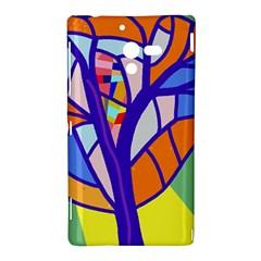 Decorative tree 4 Sony Xperia ZL (L35H)