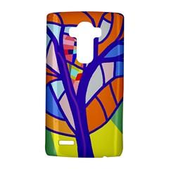 Decorative tree 4 LG G4 Hardshell Case