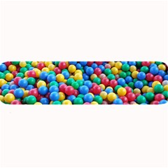 Funny Colorful Red Yellow Green Blue Kids Play Balls Large Bar Mats